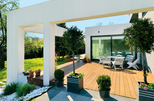 Otwarty na ogród