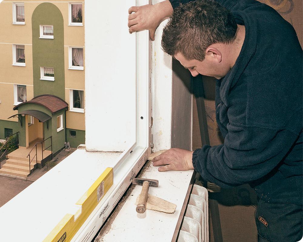 Wymieniamy stare okna
