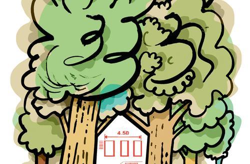 Działka na obszarze Natura 2000