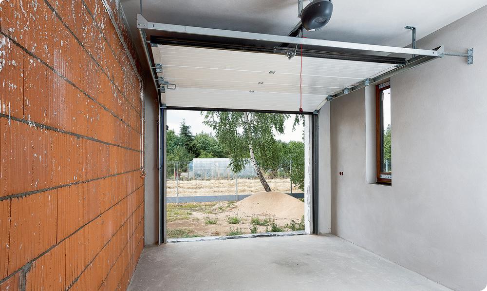 Podłoga w garażu na 6 sposobów