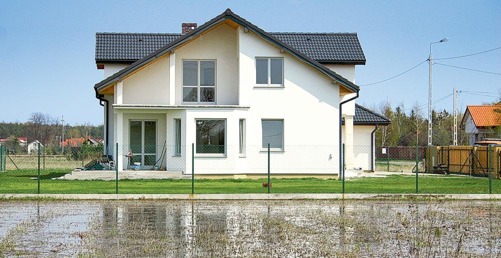 Ochrona budynku przed wilgocią gruntową