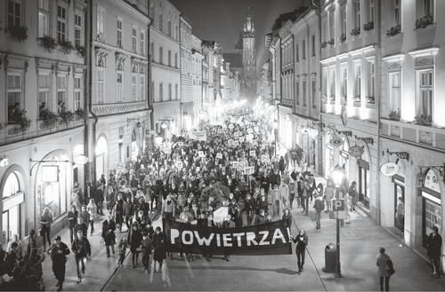 Kraków walczy o powietrze