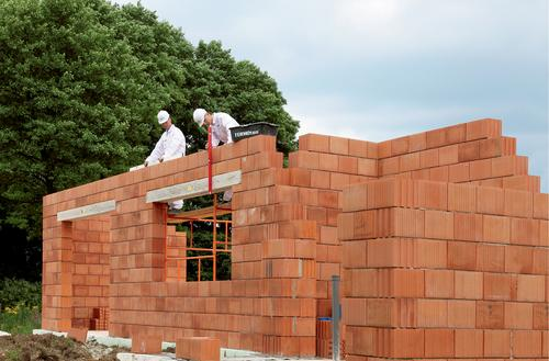Materiały do murowania ścian