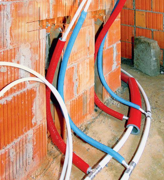 Rury z tworzywa w domowych instalacjach