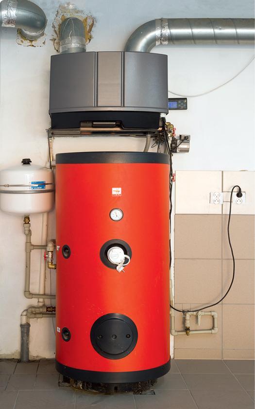 Pompa ciepła do c.w.u.