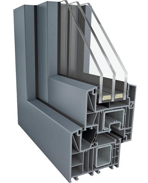 Budowa współczesnych okien – przykłady