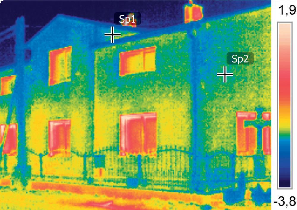Straty i zyski ciepła w domu jednorodzinnym