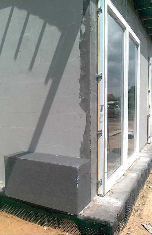 Montaż okien balkonowych w budynkach pasywnych