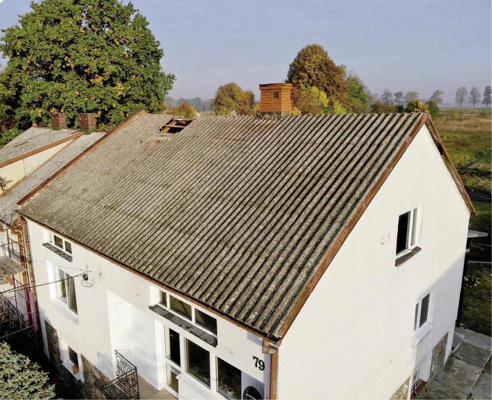 Nowa fala na starym dachu