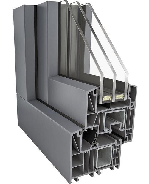 Budowa ciepłych okien – przykłady