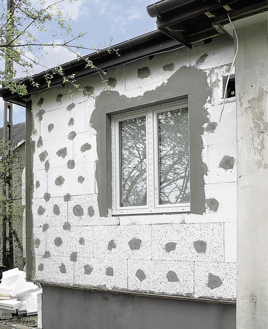 Ściany zewnętrzne