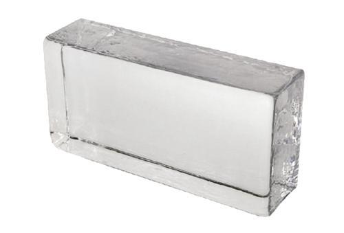 Szklane ściany z cegieł