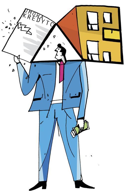 Wyjście z umowy kredytu hipotecznego