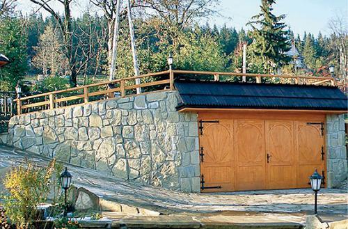 Jak dopasować bramę garażową