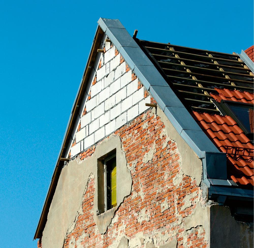 Jak oprzeć dach?