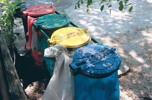 Problem ze śmieciami