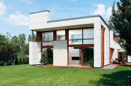 Architektura na zakręcie