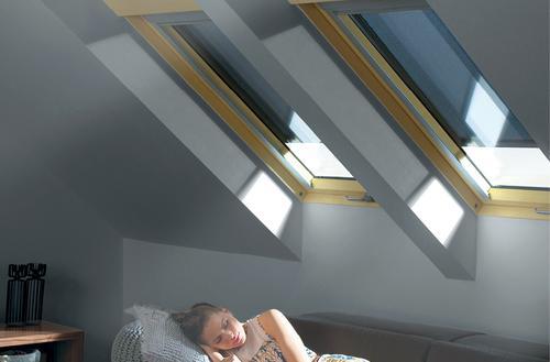 Montujemy markizę na oknie dachowym