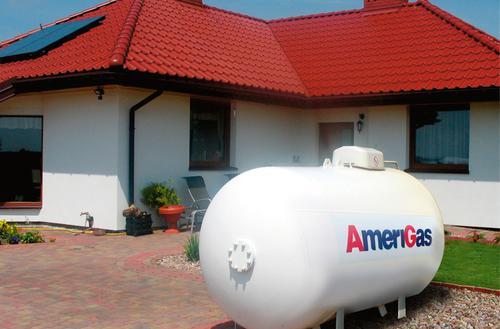 Instalacja gazu płynnego