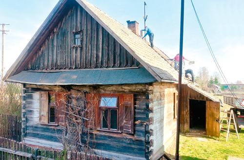Drugie życie drewnianych domów