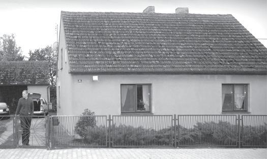 Nowoczesny dom na wsi