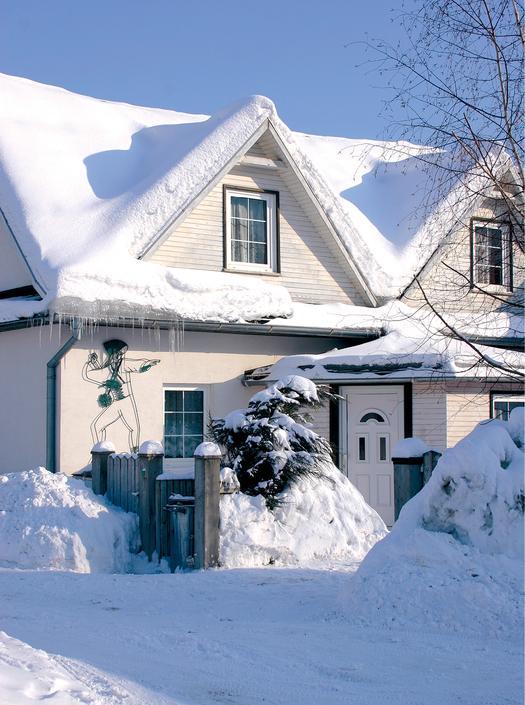 Bezpieczne  zimowanie