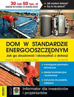 Dom w standardzie energooszczędnym